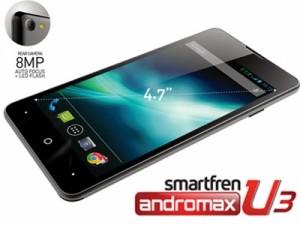 HP 4G Andromax Dari Smartfren