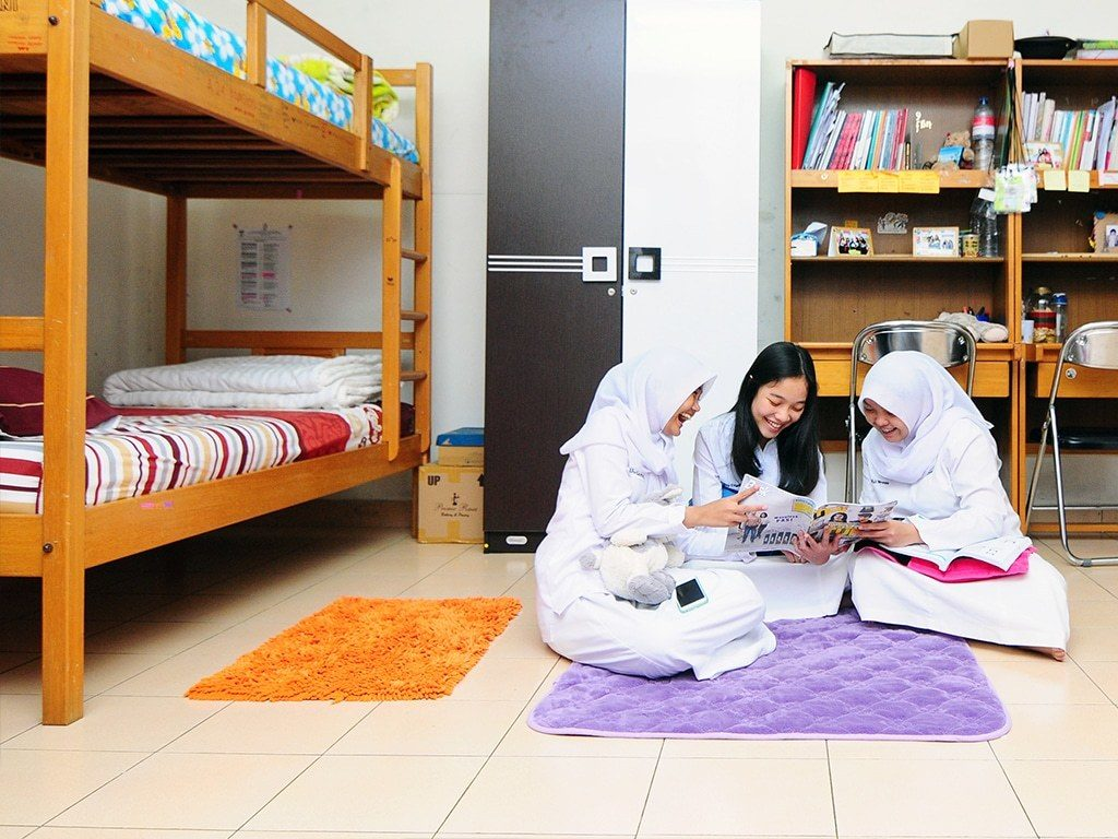 islamic boarding school terbaik.