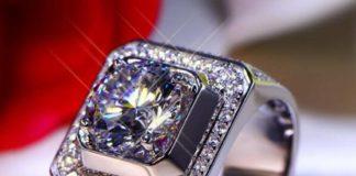 Diamond rings for mens
