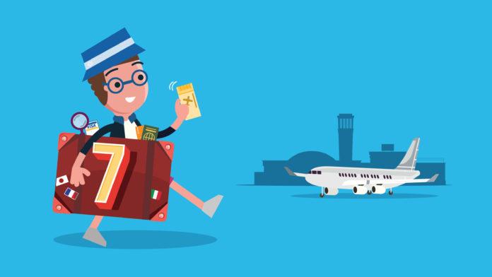 travelling ke luar negeri