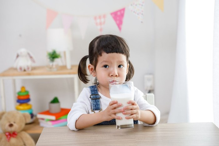 susu anak tinggi kalsium